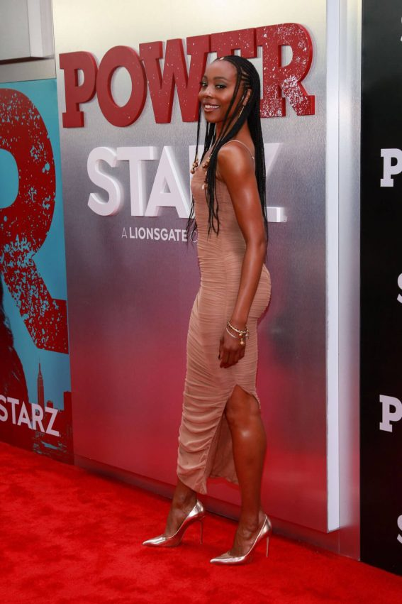 Erica Ash at Power Season 5 Premiere in New York 2018/06/28 1