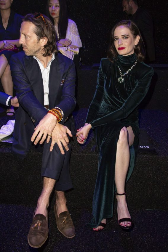 Eva Green at Bulgari Dinner & Party in Rome 218/06/28 1