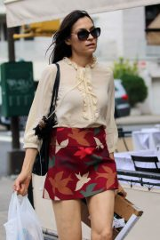 Famke Janssen Out and About in New York 2018/07/24 7