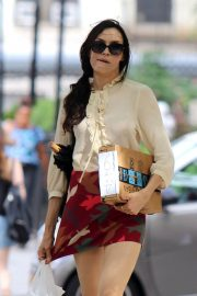 Famke Janssen Out and About in New York 2018/07/24 9