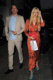 Fearne Cotton and Jesse Wood at Nobu in London 2018/06/27 1