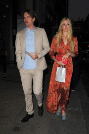Fearne Cotton and Jesse Wood at Nobu in London 2018/06/27 7