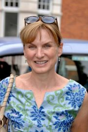 Fiona Bruce at Chelsea Flower Show in London 2018/05/21 2