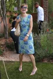 Fiona Bruce at Chelsea Flower Show in London 2018/05/21 4