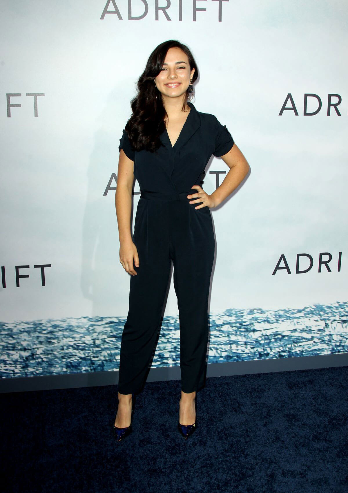 Fiona Palomo at Adrift Premiere in Los Angeles 2018/05/23 1