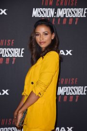 Flora Coquerel at Mission Impossible Fallout Premiere in Paris 2018/07/12 4