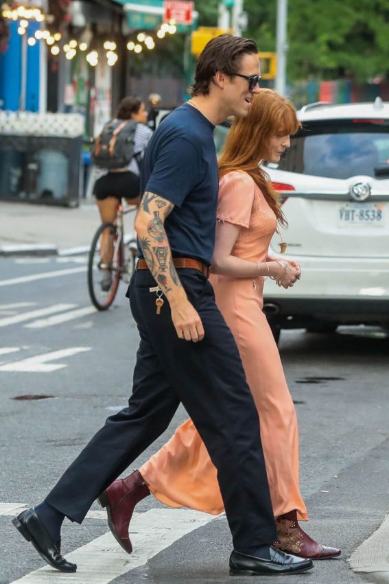 Florence Welch Out and About in New York 2018/07/28 1