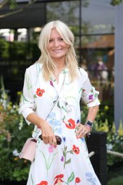 Gaby Roslin at Chelsea Flower Show in London 2018/05/21 2