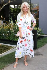 Gaby Roslin at Chelsea Flower Show in London 2018/05/21 4