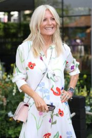 Gaby Roslin at Chelsea Flower Show in London 2018/05/21 5