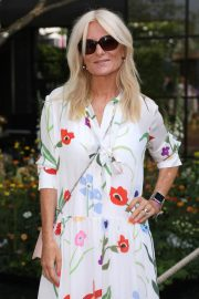 Gaby Roslin at Chelsea Flower Show in London 2018/05/21 7