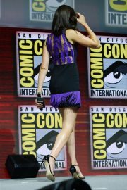 Gal Gadot Warner Bros Panel at Comic-Con 2018 in San Diego 2018/07/21 11