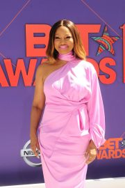 Garcelle Beauvais at BET Awards in Los Angeles 2018/06/24 4