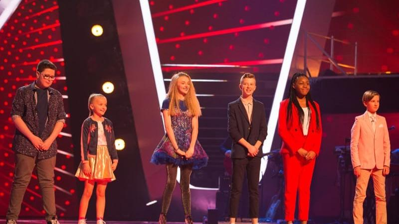Gear Up for the Live Grand Finale of the Voice Kids UK 2018 - July 21, 2018 3