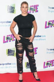 Gemma Atkinson at Hits Radio Live at Manchester Arena 2018/07/14 3