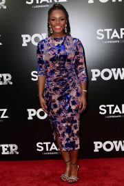 Gia Peppers at Power Season 5 Premiere in New York 2018/06/28 3