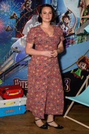 Gizzi Erskine at Hotel Transylvania 3 Gala Screening in London 2018/07/15 2