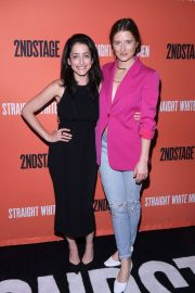 Grace Gummer at Straight White Men Broadway Play Opening Night in New York 2018/07/23 1
