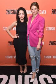 Grace Gummer at Straight White Men Broadway Play Opening Night in New York 2018/07/23 5