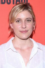 Greta Gerwig at Mary Page Marlowe Off-Broadway Opening Night in New York 2018/07/12 6
