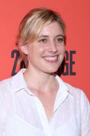 Greta Gerwig at Mary Page Marlowe Off-Broadway Opening Night in New York 2018/07/12 10