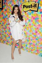 Hailee Steinfeld at Post-it's Inspire Students to Make Dreams Stick in New York 2018/07/23 6