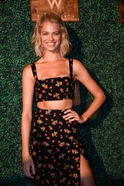 Hailey Clauson at 2018 Sports Illustrated Swimsuit Show at Miami Swim Week 2018/07/15 7