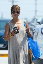 Halle Berry Shopping at Ikea in Burbank 2018/07/28 2