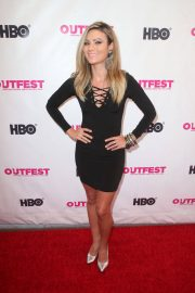 Haviland Stillwell at Outfest Film Festival Opening Night Gala in Los Angeles 2018/07/12 6