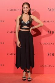 Hiba Abouk at Vogue Spain 30th Anniversary Party in Madrid 2018/07/12 2