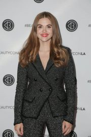Holland Roden at Los Angeles Beautycon Festival 2018/07/14 6