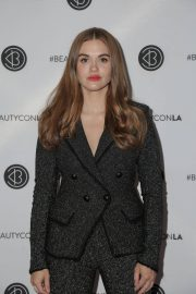 Holland Roden at Los Angeles Beautycon Festival 2018/07/14 11