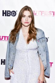 Holland Roden at Wild Nights with Emily Screening at Outfest Los Angeles LGBT Film Festival 2018/07/21 1