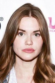 Holland Roden at Wild Nights with Emily Screening at Outfest Los Angeles LGBT Film Festival 2018/07/21 2