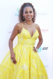 Holly Robinson Peete at Hollyrod 20th Annual Designcare at Cross Creek Farm Event in Malibu 2018/07/14 6