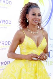 Holly Robinson Peete at Hollyrod 20th Annual Designcare at Cross Creek Farm Event in Malibu 2018/07/14 9