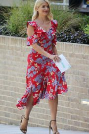 Holly Willoughby at ITV Studios in London 2018/07/13 11