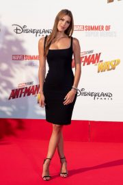 Iris Mittenaere at Ant-man and the Wasp Premiere in Paris 2018/04/17 3