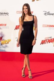 Iris Mittenaere at Ant-man and the Wasp Premiere in Paris 2018/04/17 6