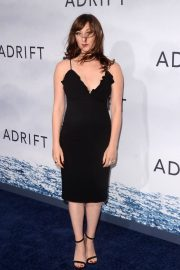 Isidora Goreshter at Adrift Premiere in Los Angeles 2018/05/23 6