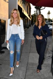 Jaclyn Smith Out for Dinner at Craig's in West Hollywood 2018/07/28 5