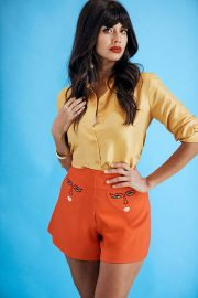 Jameela Jamil for The Guardian, July 2018 Issue 3