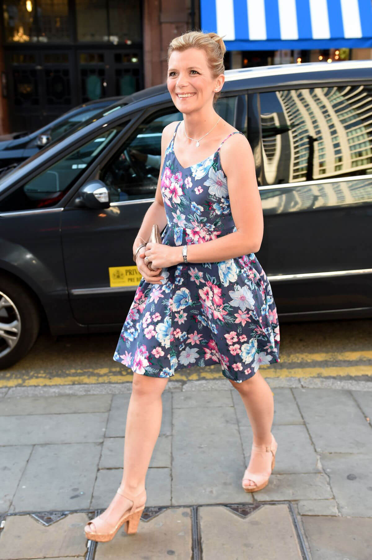 Jane Danson at Catherine Tyldesley Leaving Party in Manchester 2018/06/22 1