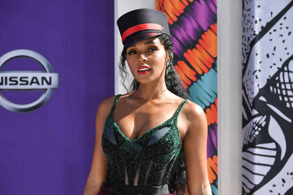 Janelle Monae at BET Awards in Los Angeles 2018/06/24 1