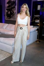 January Jones at Restoration Hardware x General Public Launch in Los Angeles 2018/06/27 1