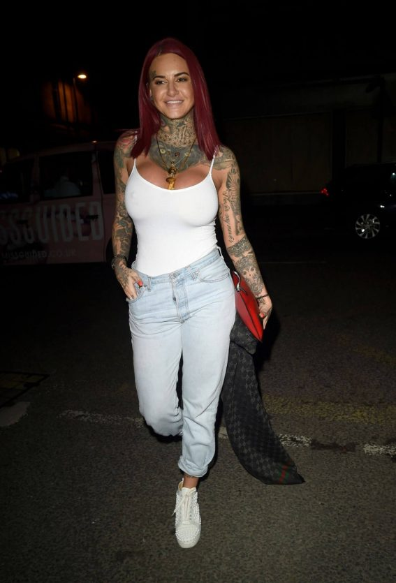 Jemma Lucy Night Out in Manchester 2018/06/16 1