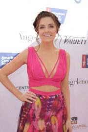 Jen Lilley at American Cancer Society's California Spirit 33 Gourmet Garden Party in Culver City 2018/07/15 5