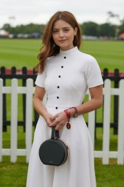 Jenna Louise Coleman at Cartier Queens Cup Polo in Windsor 2018/06/17 1