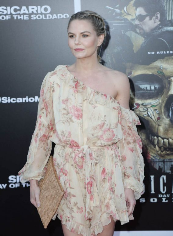 Jennifer Morrison at Sicario: Day of the Soldado Premiere in Los Angeles 2018/06/26 1