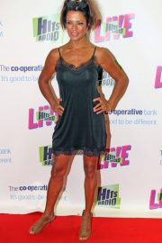 Jenny Powell at Hits Live 2018 Concert at Manchester Arena 2018/07/14 2